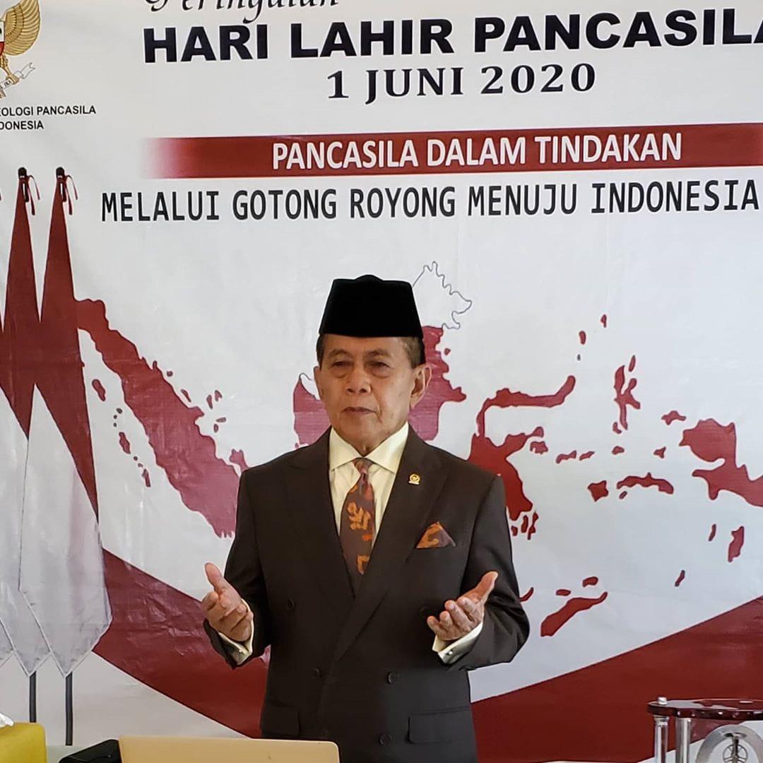 Syarief Hasan (Wakil Ketua MPR RI)