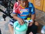 Istri usir suami karena sering gowes sepeda