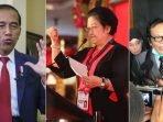 carousel Jokowi Megawati dan Advokat Alаmѕуаh Hаnаfіаh