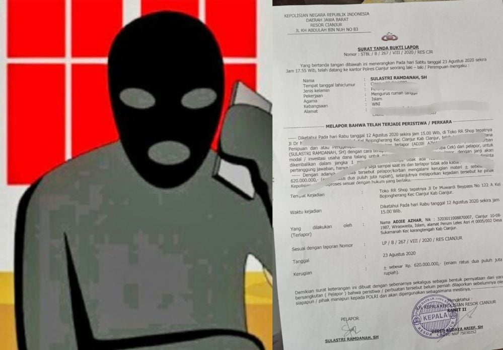 Ilustrasi Kasus Penipuan Oknum Pegawai Bank BRI