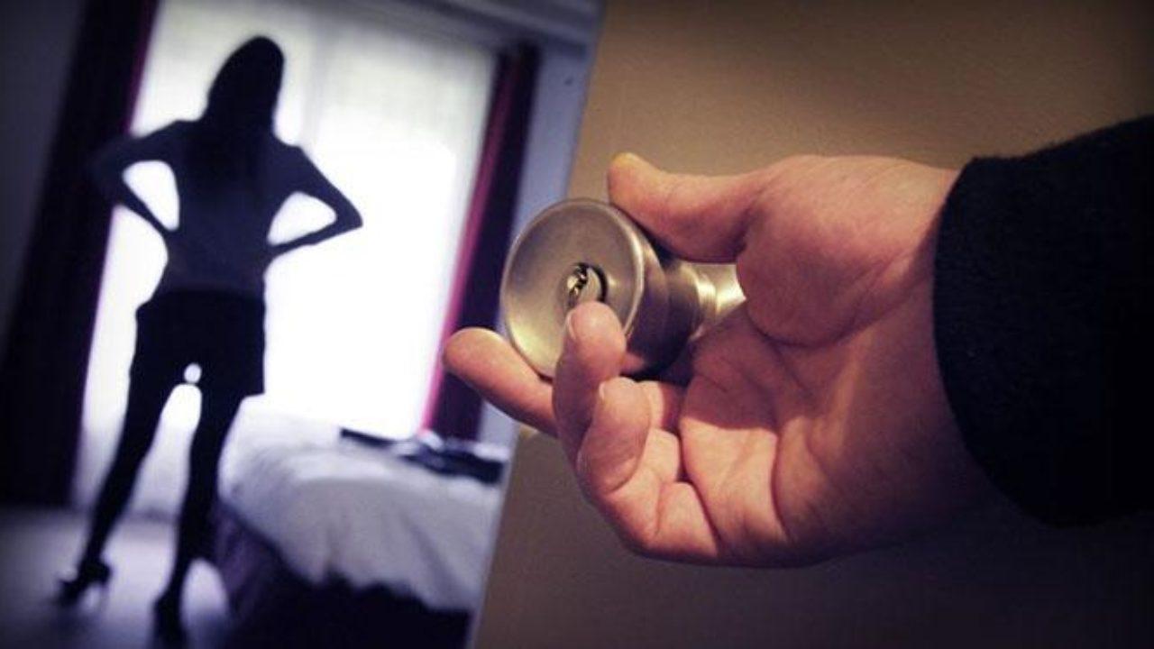 ilustrasi PSK di Hotel
