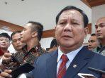 Menhan RI Prabowo Subianto