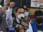 Ridwan Kamil temui pendemo buru se-Jawa Barat di Bandung