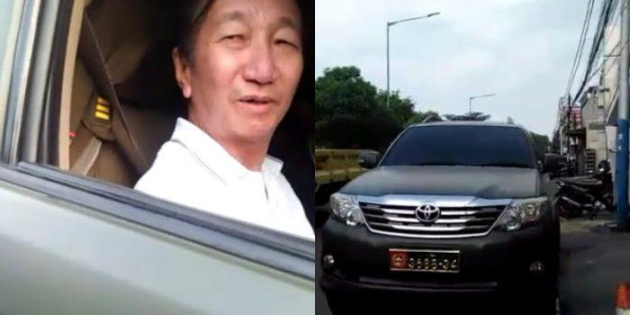 Viral Mobil TNI Dipakai Pergi Beli Nasi Padang