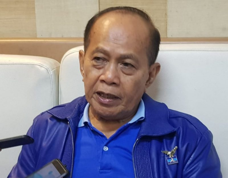 Wakil Ketua MPR RI Fraksi Partai Demokrat Syarief Hasan