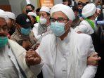 Habib Rieziq Pulang ke Indonesia