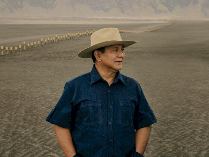 Menteri Pertahanan RI Prabowo Subianto (indozone)