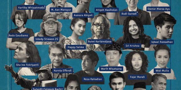 Poster Baca Puisi Hari Pahlawan Nasional