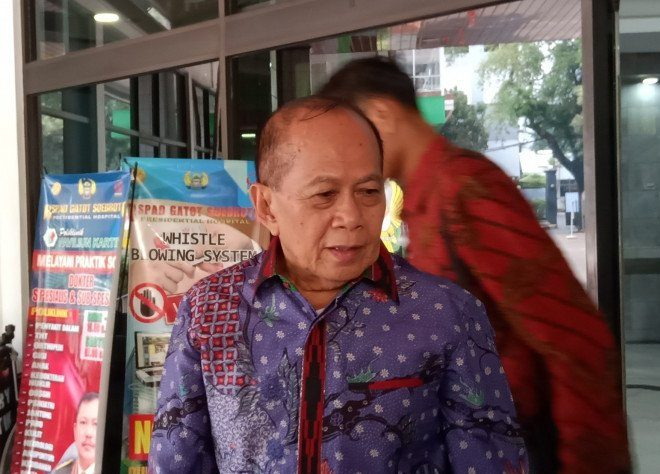 Syarief Hasan Wakil Ketua MPR RI Fraksi Partai Demokrat