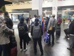 momen menteri kkp edhy prabowo ditangkap kpk di bandara soetta