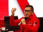 Sekjend PDI Perjuangan Hasto Kristiyanto