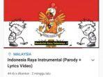 Penginaan Lagu Indonesia Raya