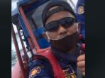 Tangkapan Layar Video Tiktok Penyusuran Jatuhnya Pesawat Sriwijaya Air