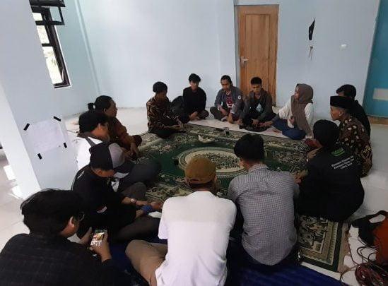 Doa Bersama HMI Cabang Cianjur