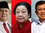 Kolase Prabowo Megawati dan JK