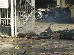 Bom Bunuh Diri di Gereja Makassar