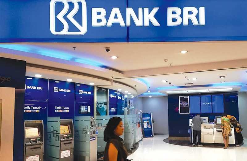 Ilustrasi Bank BRI (istimewa)