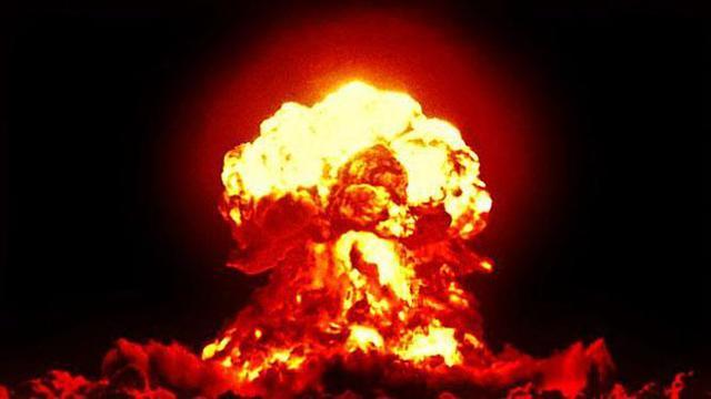 Ilustrasi Ledakan Bom