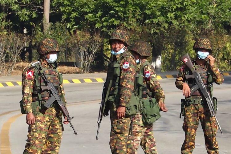 Kudeta Militer Myanmar