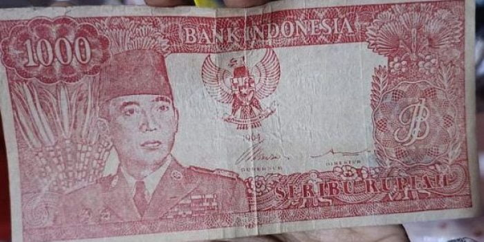 Uang 1000 Soekarno