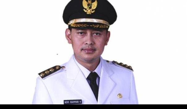 Bupati Nganjuk Novi Rahman Hhidhayat