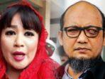 Kolase Dewi Tanjung dan Novel Baswedan