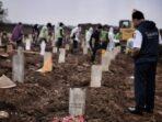 Pemakaman Covid di Jakarta