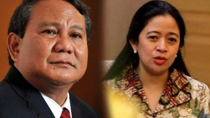 Prabowo dan Puan Maharani