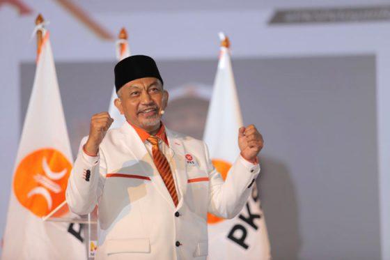 Presiden PKS Akhmad Saikhu