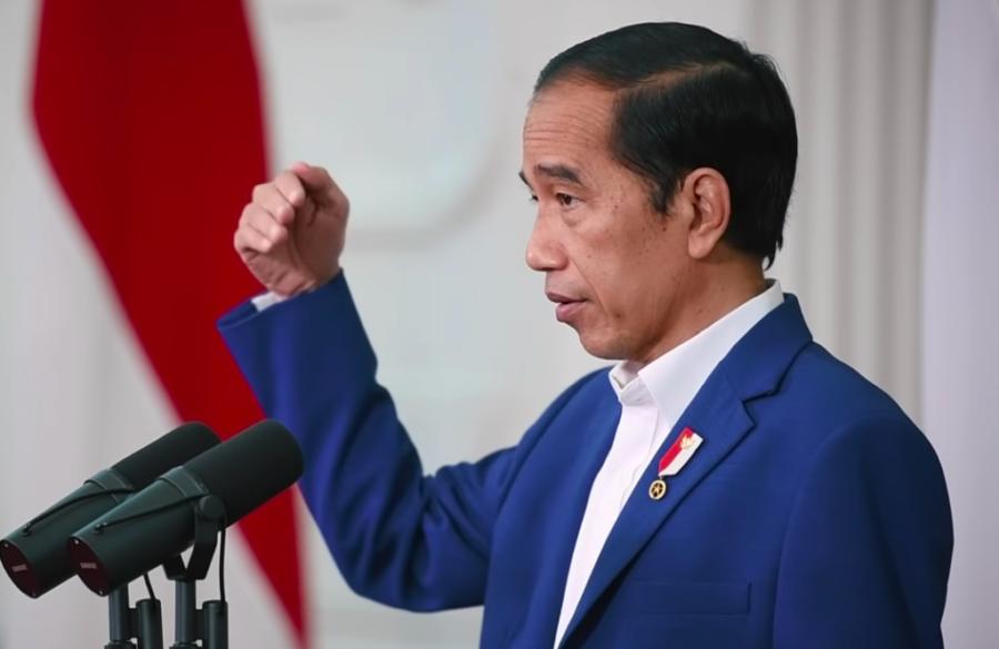 Jokowi Semangat