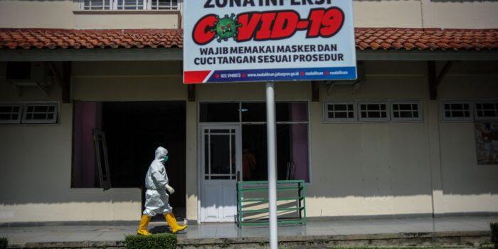 Zona Infeksi Covid Rumah Sakit Cianjur