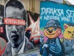 Mural Jokowi