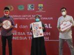 Vaksinasi bersama Polri, Kahmi, dan Ponpes Al-Itihad