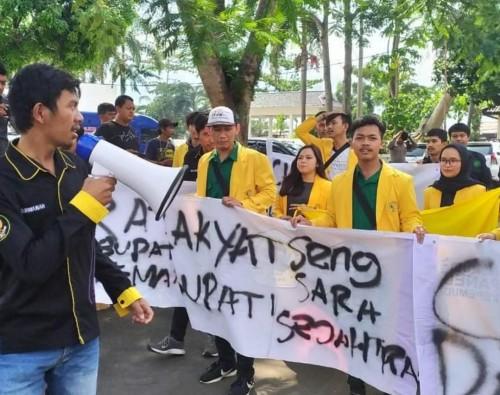 Gerakan Mahasiswa Pemuda Cianjur Bersatu