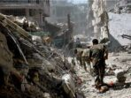 Ilustrasi Perang Suriah